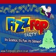 Fizz Pop Science Birmingham