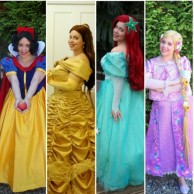 Princess Appearances in Bristol with Tamara