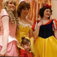 Dream Team- Princess & Character Entertainment