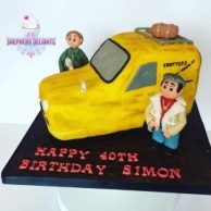 Themed Birthday Cakes at Shepherd Delights, Berkshire, UK