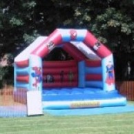 PJ Leisure bouncy castles