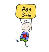 Age 3-6
