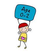Age 0-2